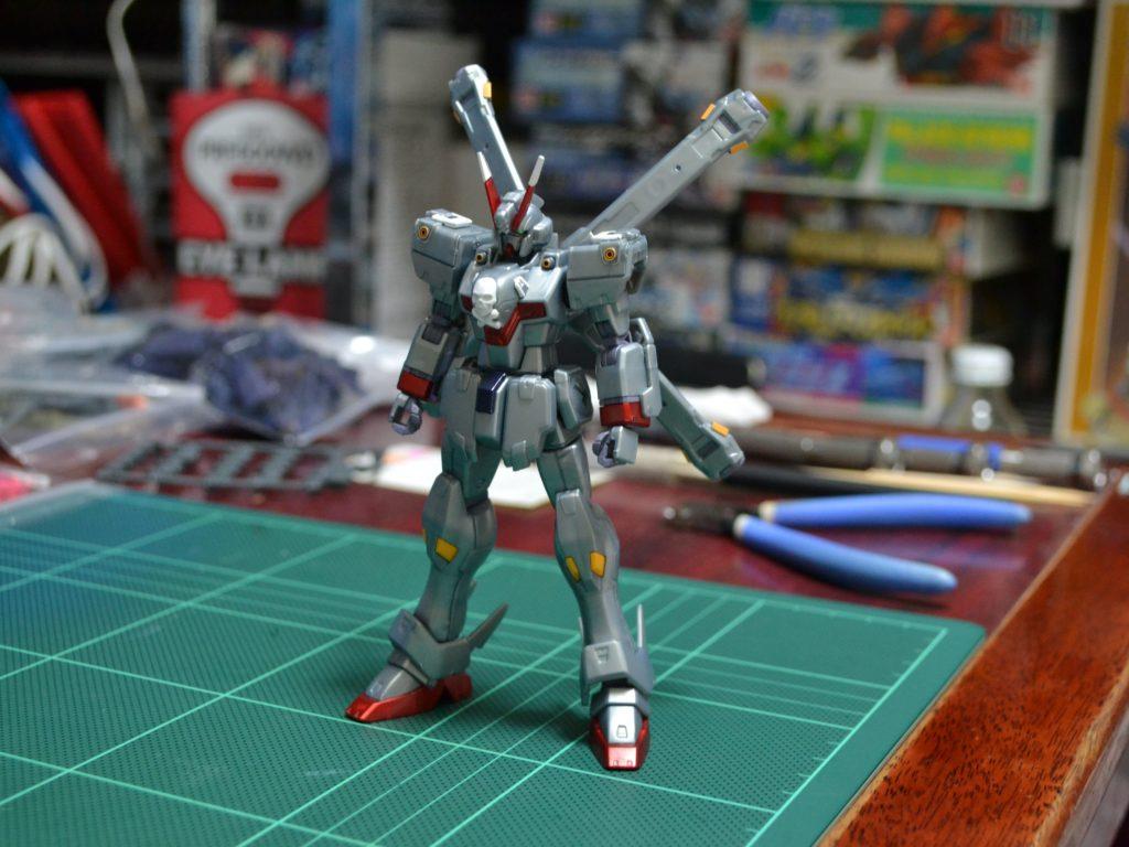 HGUC 1/144 XM-X0 クロスボーン・ガンダムX-0 正面