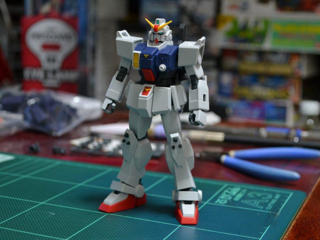 HGUC 210 1/144 RX-79[G] 陸戦型ガンダム [Gundam Ground Type] 正面