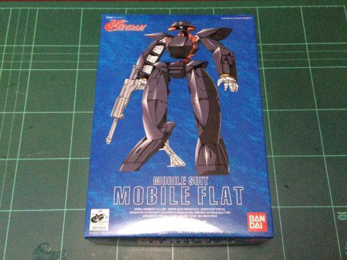 旧キット 1/144 FLAT-L06D モビルフラット [Mobile FLAT]