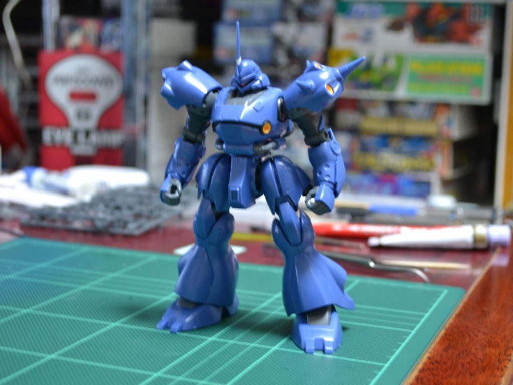 HGUC 089 1/144 MS-18E ケンプファー 正面