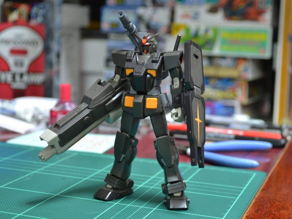 HG 1/144 FA-78-2 ヘビーガンダム [Heavy Gundam] 正面