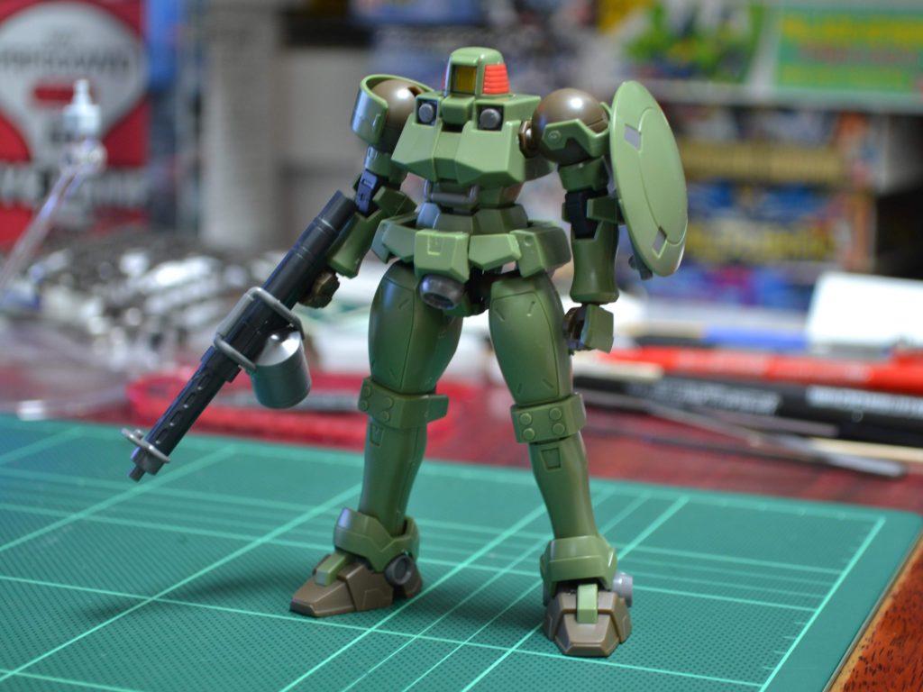 OZ-06MS リーオー(シールド装備型) [Leo Shield Type] 正面