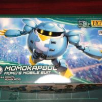 HGBD 004 1/144 PEN-01M モモカプル [Momokapool]