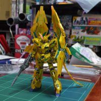 HGUC 1/144 ユニコーンガンダム3号機フェネクス(デストロイモード)(ナラティブVer.) [Unicorn Gundam 03 Phenex (Destroy Mode)(Narrative Ver.)] JAN:4549660299653