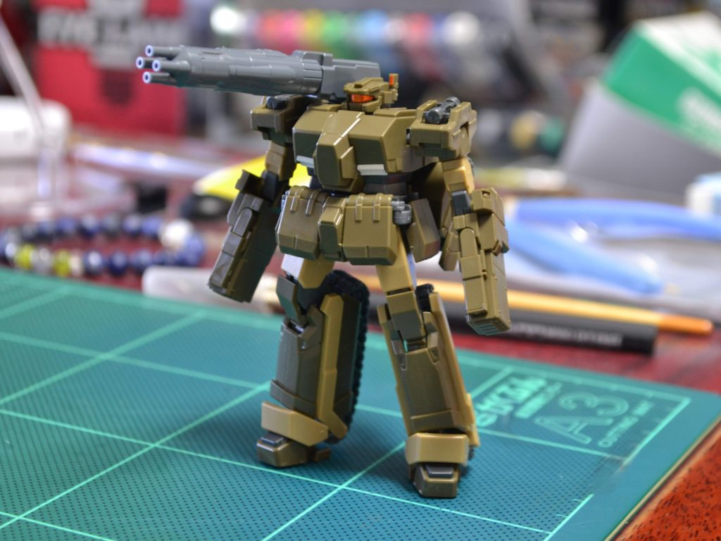 HGUC 1/144 D-50C ロト ツインセット [Loto (Twin Set)] 正面