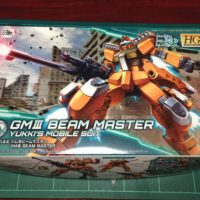 HGBD 002 1/144 RGM-86RBM ジムIIIビームマスター [GMIII Beam Master]