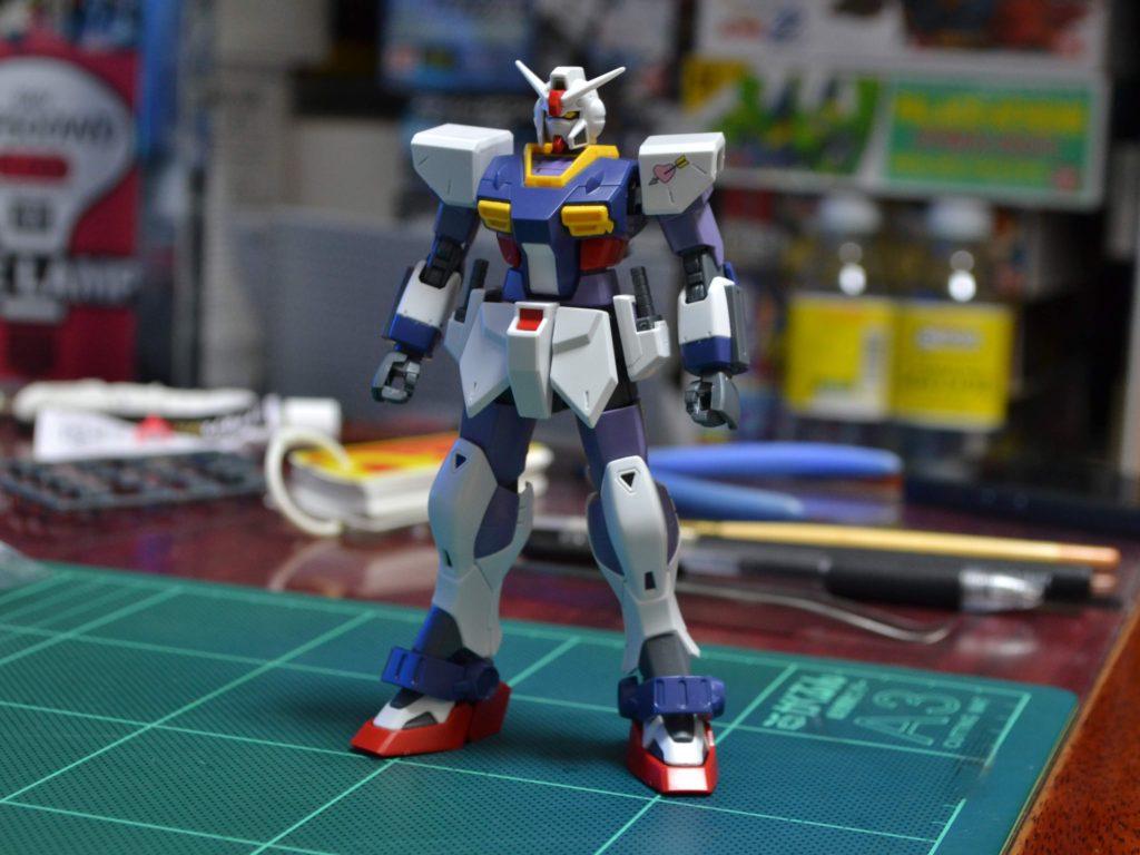 HGUC 1/144 RX-78-XX ガンダムピクシー [Gundam Pixy] 正面