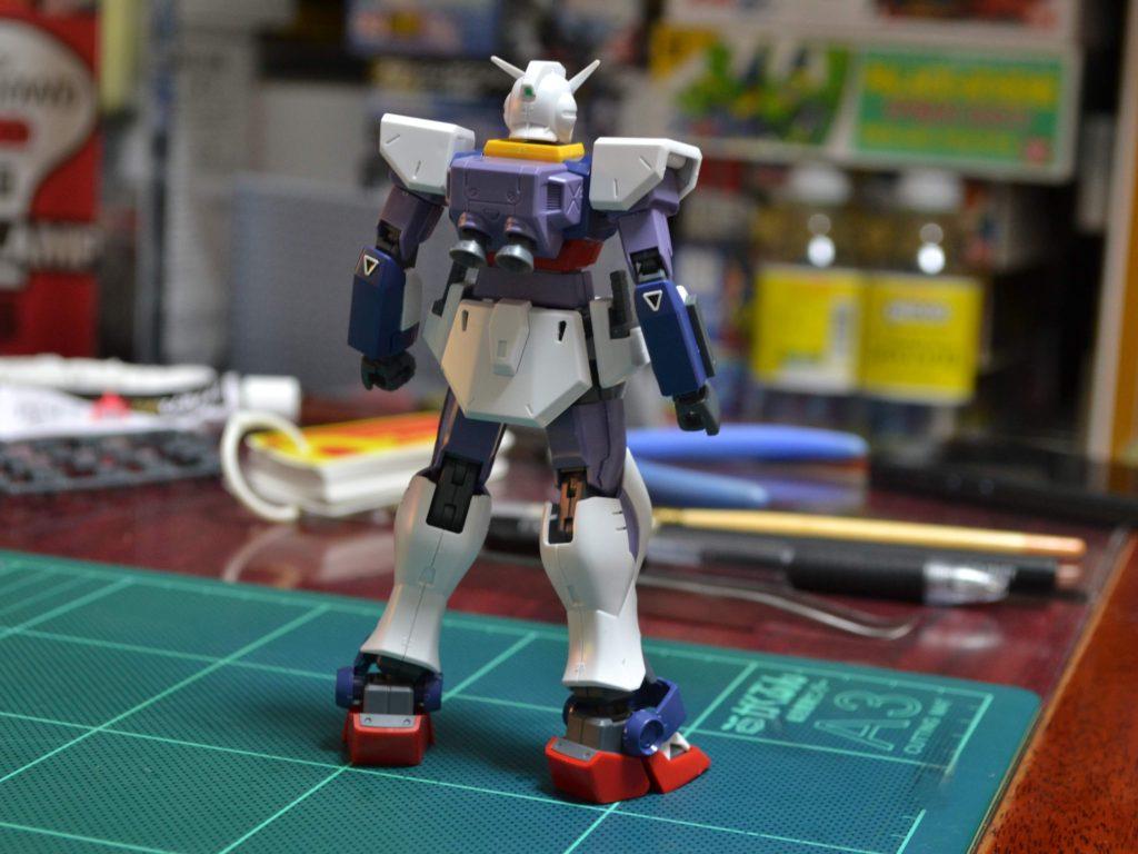 HGUC 1/144 RX-78-XX ガンダムピクシー [Gundam Pixy] 背面