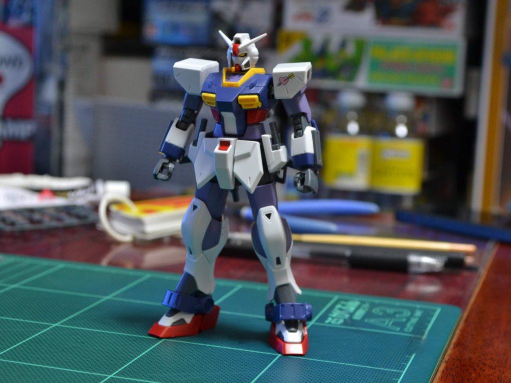 HGUC 1/144 RX-78-XX ガンダムピクシー [Gundam Pixy] JAN:4549660283300 正面