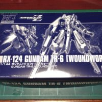 HGUC 1/144 RX-124 ガンダムTR-6 ウーンドウォート [Gundam TR-6 Woundwort] JAN:4549660283317