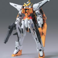 HG 1/144 GN-003 ガンダムキュリオス [Gundam Kyrios] 素組画像