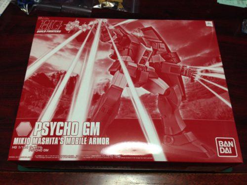 HGBF 1/144 MRXGM-009 サイコジム [Psycho GM]