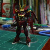 HGBF 1/144 忍ノ参 忍パルスガンダム [Ninpulse Gundam]