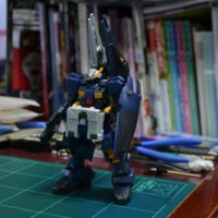 HGUC 1/144 RX-121-2A ガンダム TR-1[アドバンスド・ヘイズル] [Gundam TR-1 'Advanced Hazel'] 0139592 5060660 4573102606600