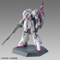 HG 1/144 MSZ-006-3 ゼータガンダム3号機 初期検証型 [Zeta Gundam III] 公式画像1
