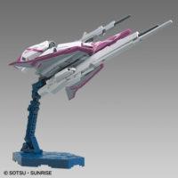 HG 1/144 MSZ-006-3 ゼータガンダム3号機 初期検証型 [Zeta Gundam III] 公式画像4