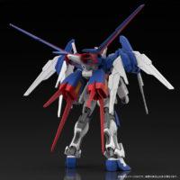 HGBF 1/144 GAT-X105/TG トールストライクガンダムグリッター [Tall Strike Gundam Glitter] 公式画像2