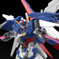 HGBF 1/144 GAT-X105/TG トールストライクガンダムグリッター [Tall Strike Gundam Glitter] 公式画像3