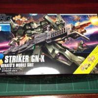 HGBF 065 1/144 GNX-611T/G ストライカージンクス [Striker GN-X]