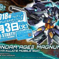 HGBD 001 1/144 ガンダム AGEII マグナム 公式画像7