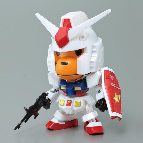 SDガンダム EXスタンダード BABY MILO & RX-78-2 ガンダム
