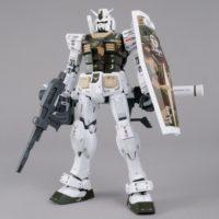 MG 1/100 AAPE RX-78-2 ガンダム Ver.3.0 (グリーン・カモフラージュ仕様)
