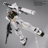 MG 1/100 AAPE RX-78-2 ガンダム Ver.3.0 (グリーン・カモフラージュ仕様) 公式画像3