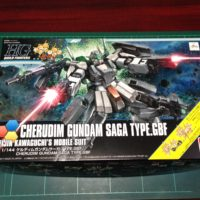 HGBF 1/144 GN-006/SA ケルディムガンダムサーガ TYPE. GBF [Cherudim Gundam SAGA Type.GBF] 5058253 0220705 4549660207054 4573102582539