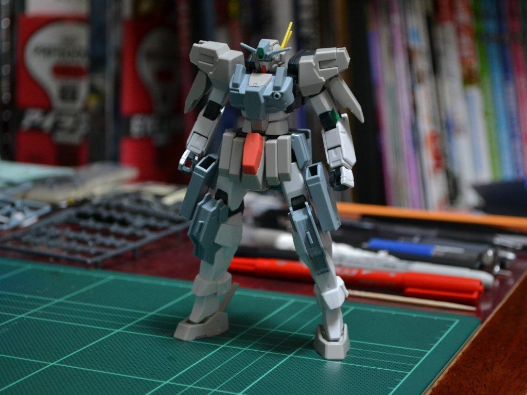 HGBF 1/144 GN-006/SA ケルディムガンダムサーガ TYPE. GBF [Cherudim Gundam SAGA Type.GBF] 正面