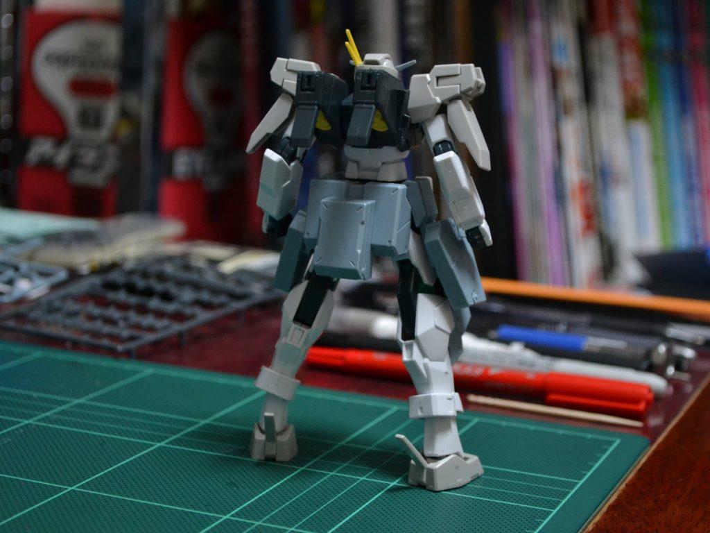 HGBF 1/144 GN-006/SA ケルディムガンダムサーガ TYPE. GBF [Cherudim Gundam SAGA Type.GBF] 背面