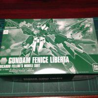 HGBF 1/144 XXXG-01Wfl ガンダムフェニーチェリベルタ [Gundam Fenice Liberta]