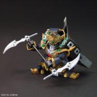 SDガンダム BB戦士 408 袁術ズサ&天鎧装 公式画像3
