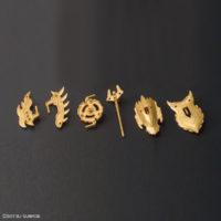 SDガンダム BB戦士 411 黄蓋グフ&合体武装6種(乙)(コウガイグフ&ガッタイブソウ6シュオツ)[HuangGai Gouf & Six Combining Weapons Set B] 公式画像4