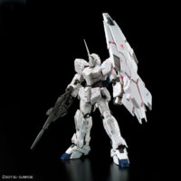 RG 1/144 RX-0 ユニコーンガンダム (バンデシネVer.) [Unicorn Gundam (Bande Dessinee Ver.)] 公式画像2