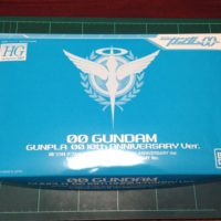 HG ダブルオーガンダム GUNPLA 00 10th ANNIVERSARY Ver.