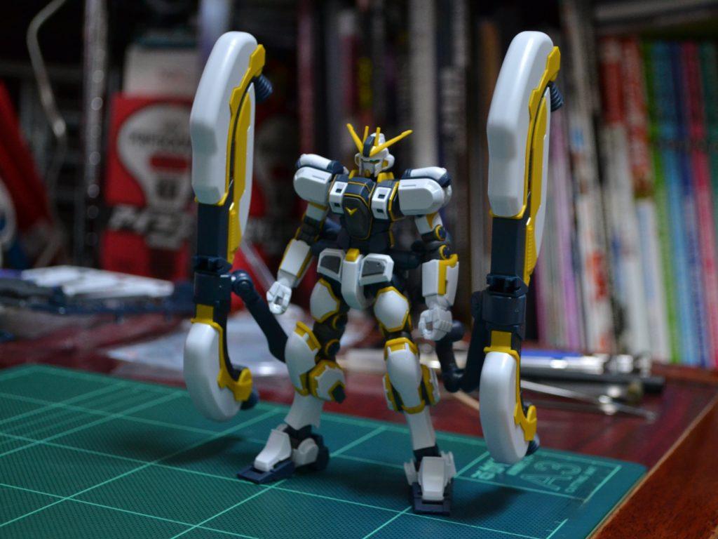 HG 1/144 RX-78AL アトラスガンダム(GUNDAM THUNDERBOLT BANDIT FLOWER Ver.)[Atlas Gundam] 正面