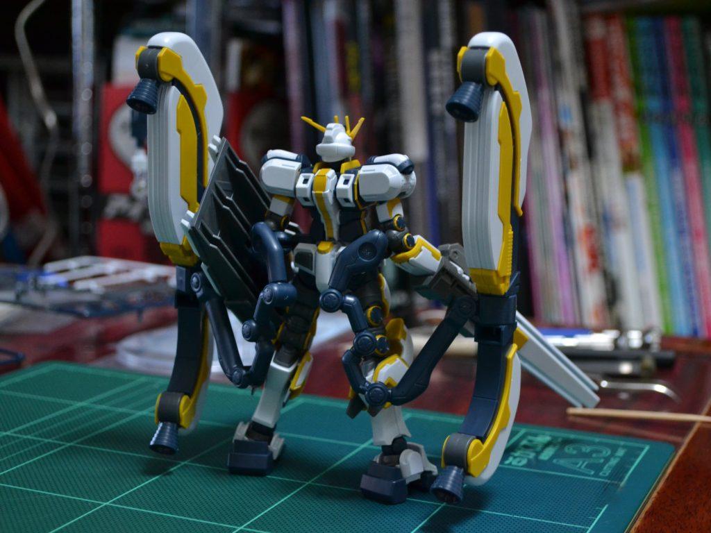 HG 1/144 RX-78AL アトラスガンダム(GUNDAM THUNDERBOLT BANDIT FLOWER Ver.)[Atlas Gundam] 背面