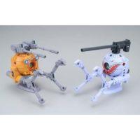HGUC 1/144 ボールK型(第08MS小隊版)&ボール(シャークマウス仕様) 公式画像1