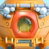 HGUC 1/144 ボールK型(第08MS小隊版)&ボール(シャークマウス仕様) 公式画像6