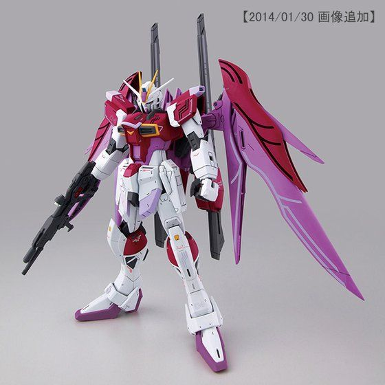 MG 1/100 ZGMF-X56S/ι デスティニーインパルスガンダムR(リジェネス) [Destiny Impulse Gundam R]