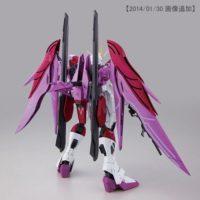 MG 1/100 ZGMF-X56S/ι デスティニーインパルスガンダムR(リジェネス) [Destiny Impulse Gundam R] 公式画像2