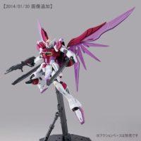 MG 1/100 ZGMF-X56S/ι デスティニーインパルスガンダムR(リジェネス) [Destiny Impulse Gundam R] 公式画像6