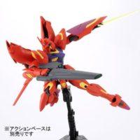 HG 1/144 xvm-fzc ガンダム レギルス [MEMORY OF EDEN] [Gundam Legilis (Memory of Eden Ver.)] 公式画像5