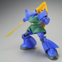 HGUC 1/144 MS-14A ガトー専用ゲルググ 公式画像5