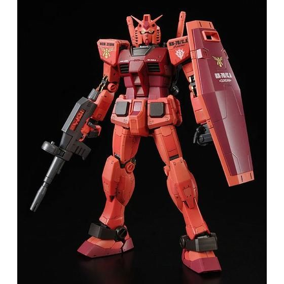 RG 1/144 RX-78/C.A キャスバル専用ガンダム [Casval's Gundam] 4543112930101
