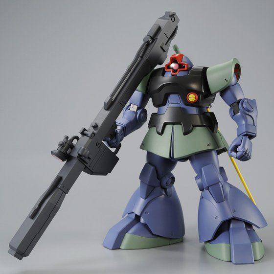 MS-09RS リック・ドム ビームバズーカ試験型 [アナベル・ガトー専用機]