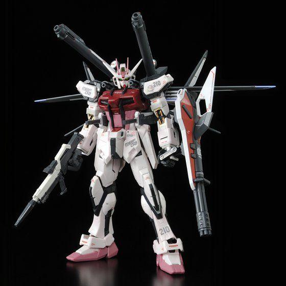 RG 1/144 MBF-02 ストライクルージュ+HG 1/144 I.W.S.P. [Strike Rouge + I.W.S.P.]