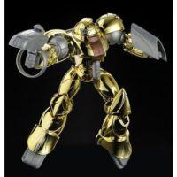 1/144 モビルスモー ゴールドメッキタイプ&シルバーメッキタイプ [Mobile SUMO Gold Plating Type &  Gold Plating Type] 公式画像4