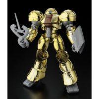 1/144 モビルスモー ゴールドメッキタイプ&シルバーメッキタイプ [Mobile SUMO Gold Plating Type &  Gold Plating Type] 公式画像6