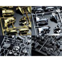 1/144 モビルスモー ゴールドメッキタイプ&シルバーメッキタイプ [Mobile SUMO Gold Plating Type &  Gold Plating Type] 公式画像10